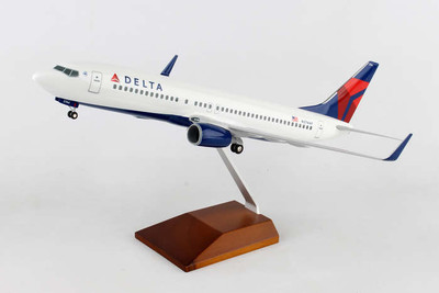 Skymarks Delta Air Lines New Livery Boeing 737-800 SKR8206