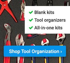 Shop tool Organization