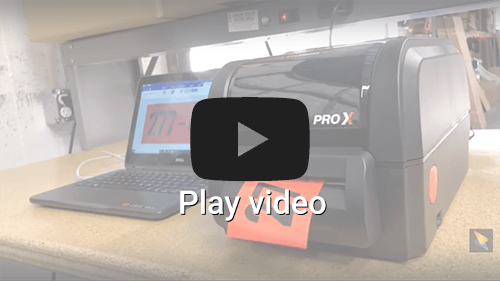 LabelTac Pro X Commercial from Creative Safety Supply
