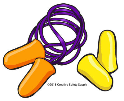 Ansi s319 noise reduction creative safety supply in many facilities there is no way to eliminate dangerous levels of noise so it becomes necessary to wearing hearing protection to ensure those wearing ccuart Choice Image
