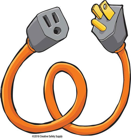 three prong plug for poka yoke