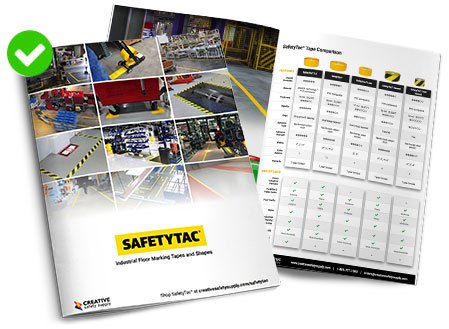 SafetyTac Catalog from Creative Safety Supply