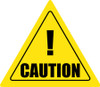 Caution Yield Sign !