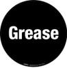 Grease Floor Sign
