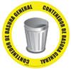 Contendor de Basura General (Genteral Trash Can) Floor Sign