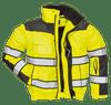 Hi-Vis Classic Bomber Jacket, Yellow