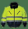 Hi-Vis Pilot Jacket, Yellow