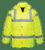 Hi-Vis Traffic Jacket, Yellow