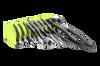 No-Slip 10 Tool Plier Organizer - HI-VIZ