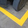 """SafetyTac 4"""" Squared Corners installed in warehouse"""