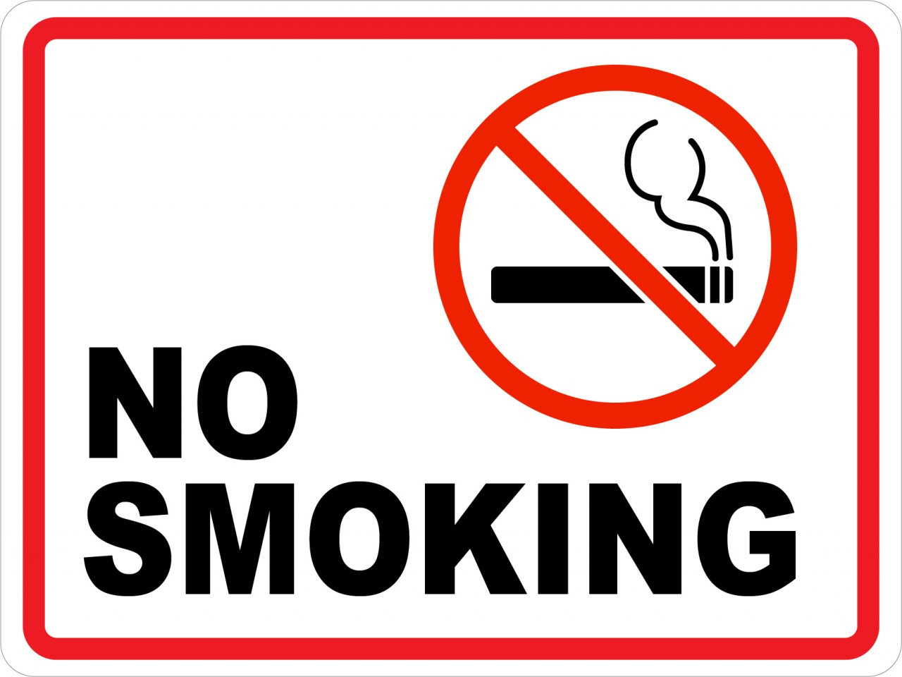 No Smoking Signs, No Entry Signs Dealers in Chennai