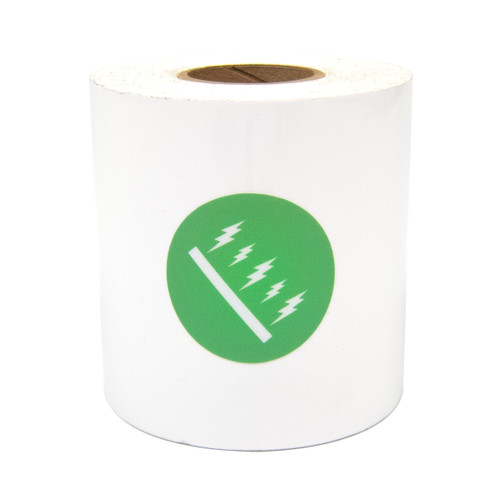 LabelTac Static Cling Supply