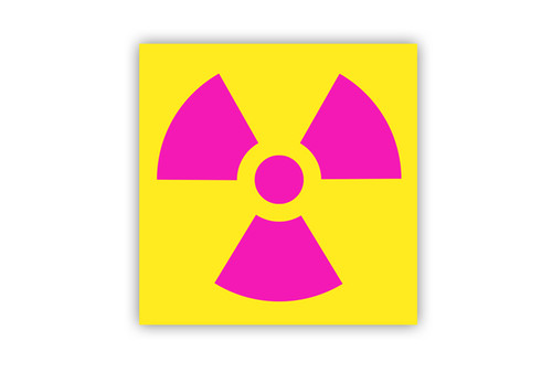 Radiation Label
