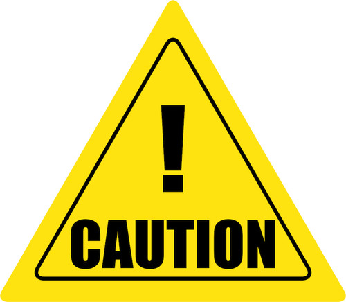 caution yield sign floor sign creative safety supply caution clip art warning caution clip art image