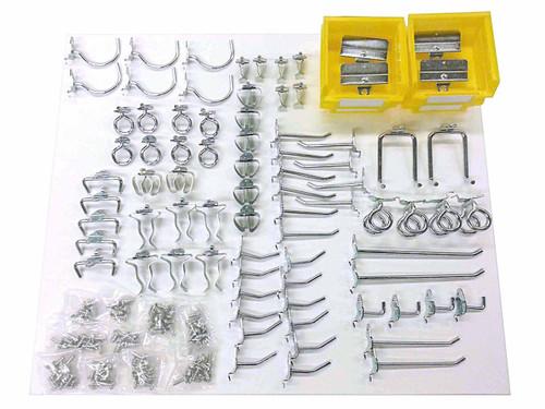DuraHook Kit  - 79 Hooks/4 Bins
