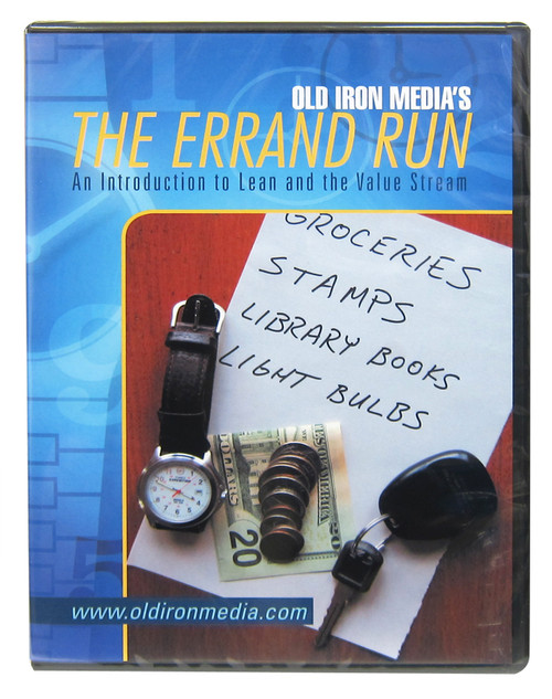 The Errand Run: Introduction to Lean and Value Stream Map