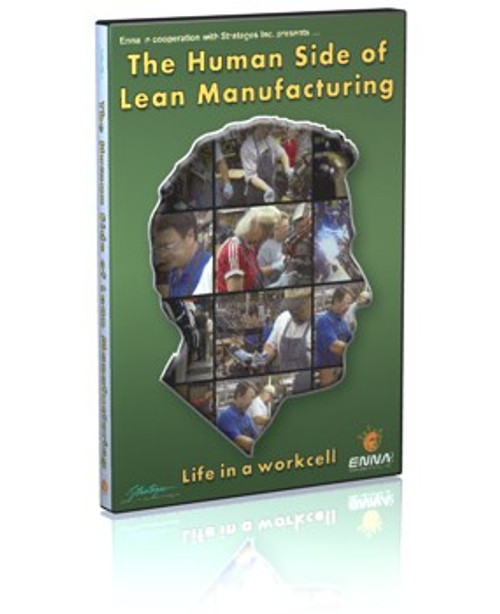 Human Side of Lean Manufacturing Video