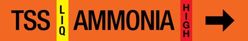 Ammonia Label - Thermosyphon Supply