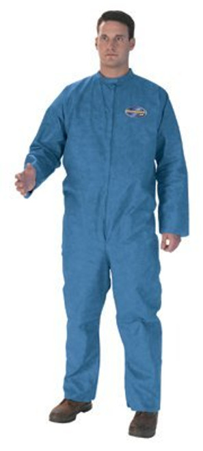 KleenGuard A20 General Use Coverall - Denim Blue