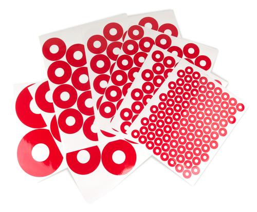 Gauge Warning Circles - all sizes