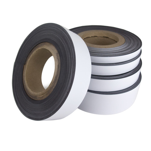 Write-On Magnetic Tape multiple sizes