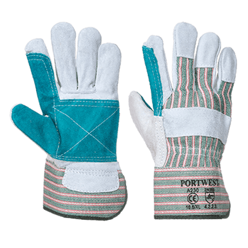 Portwest A230 Double Palm Rigger Glove