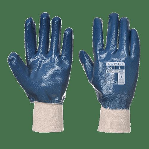 Portwest A300 Nitrile Knitwrist Glove