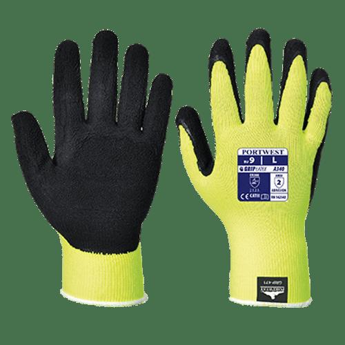 Portwest A340 Hi-Vis Grip Glove