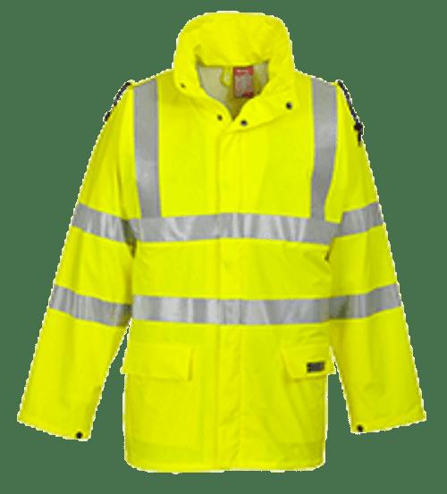 Portwest FR41 Flame Resistant Hi-Vis Jacket