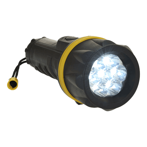 Portwest PA60 LED Rubber Torch