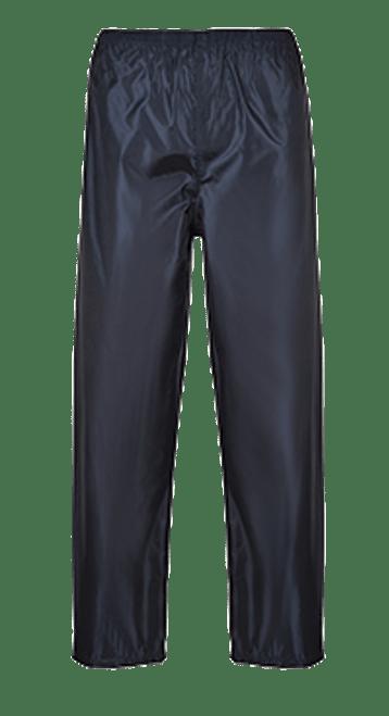 Portwest Rain Trousers, Navy