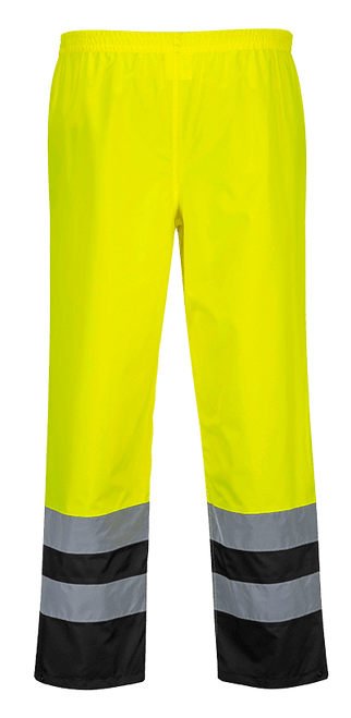 Portwest S486 Hi-Vis 2-Tone Traffic Pants