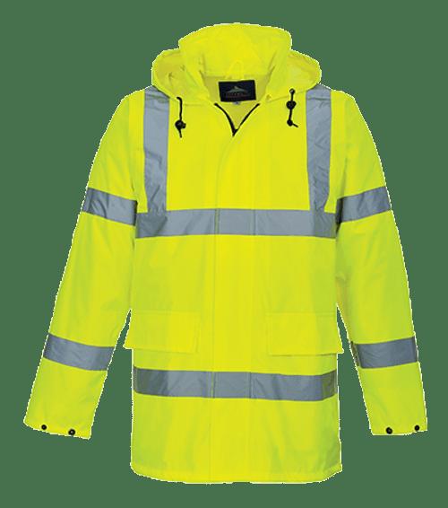 Lite Traffic Jacket, Yellow