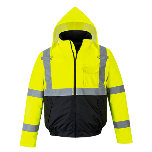 Hi-Vis Value Bomber Jacket