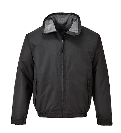 Moray Bomber Jacket - Black