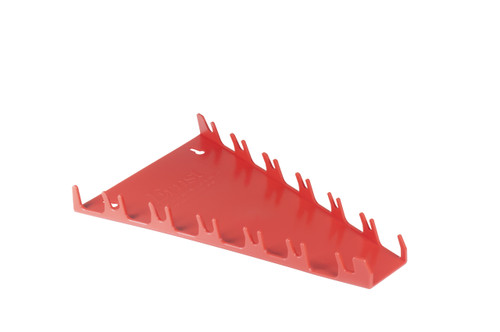 12 Tool Screwdriver Organizer Tray - Red