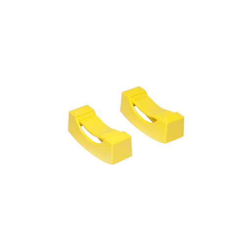 Jack Stand Covers - 2 Pack - Yellow