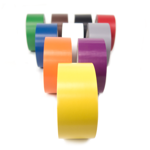 Our Floor Marking Tape comes in lots of colors
