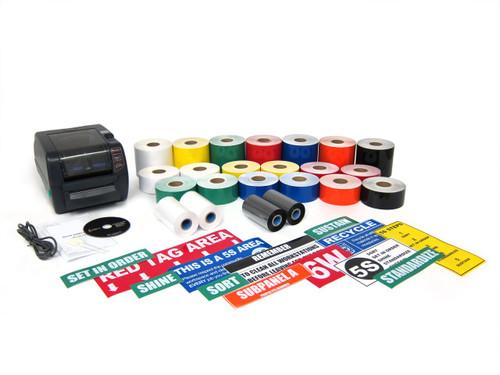 Labeltac 4 Pro 5s Labeling Bundle Creative Safety Supply