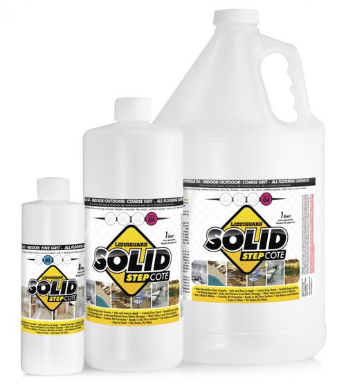 SolidStepCote Liquid Anti-Slip Coating