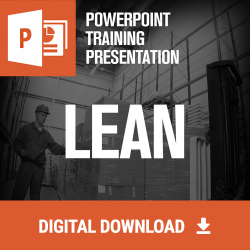 Lean Powerpoint Training Ppt For 5s And Kaizen Also Av