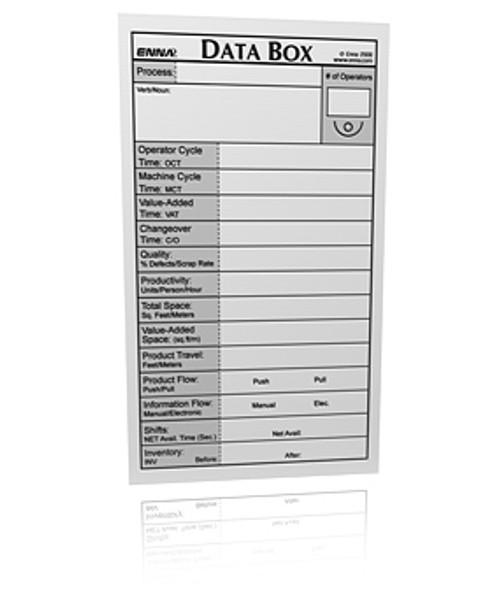 VSM Data Boxes