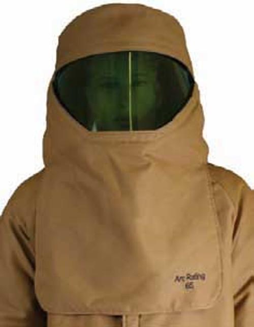 65 cal HRC 4 FR Hood w Shield in Kevlar