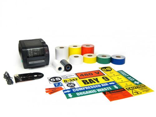 LabelTac® 4 Pro Starter Bundle