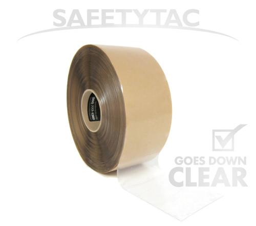 SafetyTac Clear Tape