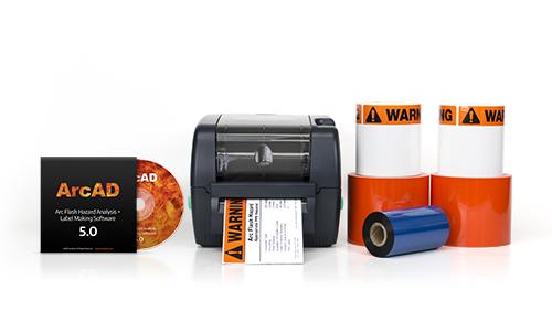 LabelTac Arc Flash Labeling Kit