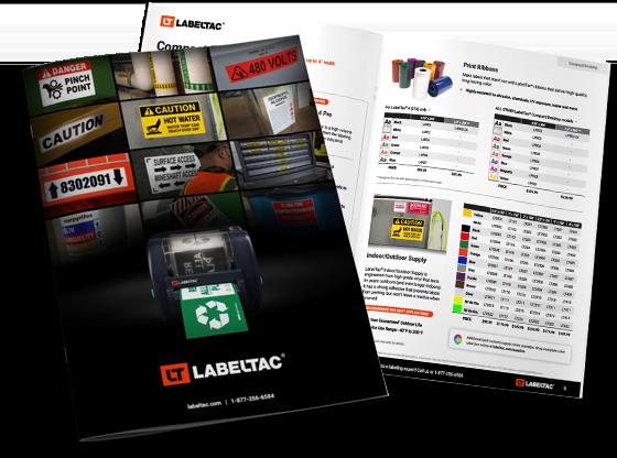 2016 LabelTac Catalog