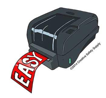 LabelTac Printer