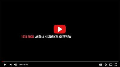 video: ANSI History