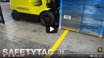 video: floor marking